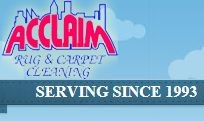 Acclaim Rug & Carpet Cleaning