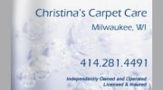Christina's Carpet Care