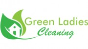 Green Ladies Cleaning