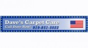 Dave's Carpet Care