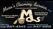 Masu's Cleaning Service