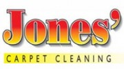 Jones' Carpet Cleaning