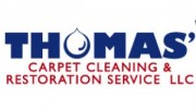 Thomas' Carpet Cleaning & Restoration Service