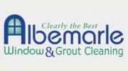 Albemarle Window & Grout Cleaning