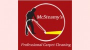 McSteamy's Professional Carpet Cleaning