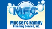 Musser's Family Cleaning Service