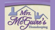 Mrs McGuire's Housekeeping