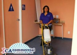 California Commercial Cleaning