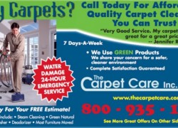 The Carpet Care