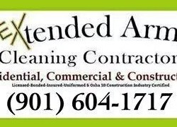 Extended Arms Cleaning Contractors
