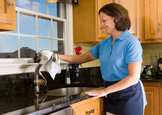Our maids are your solution to a cleaner life