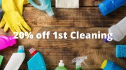 New Customers- 20% Off