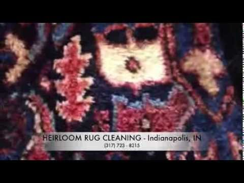 Heirloom Rug Cleaning Indianapolis - Dye Removal