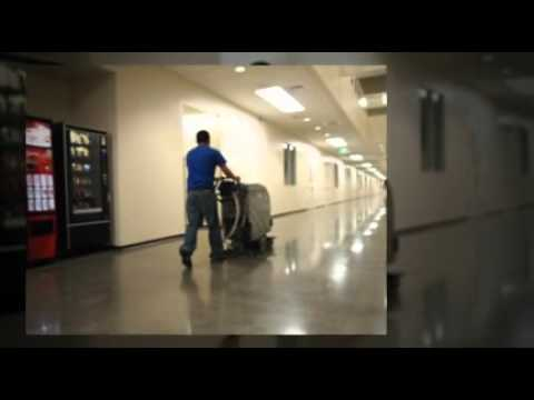 J&B Janitorial Cleaning Video
