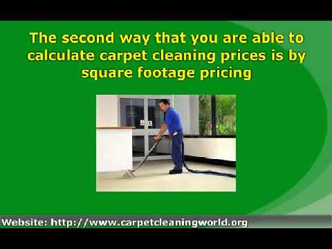 Carpet Cleaning Prices: What's The True Cost of Carpet Cleaning