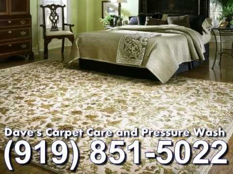 Dave's Carpet Care Raleigh | Raleigh Carpet Cleaning | Raleigh Pressure Washing