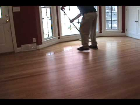 Steamatic Hardwood Floor Restoration