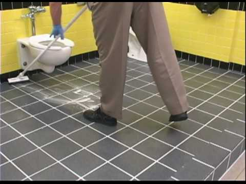 Restroom Cleaning Using SIMPLE Techniques
