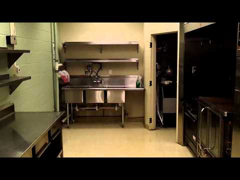 Kitchen Detail at School Part 2 | Vivid Cleaning