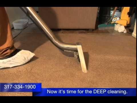 Carpet Cleaning Indianapolis professional carpet cleaners